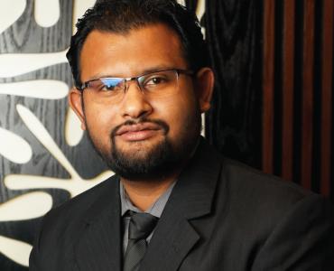 MINHAJ AHMED, Deputy Managing Director, Ahmed Food Products (Pvt.) Ltd.